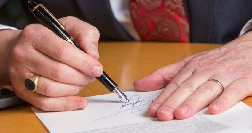 Notaris Signature